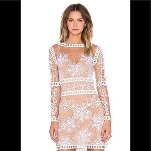 For Love and Lemons Desert Nights Mini Dress